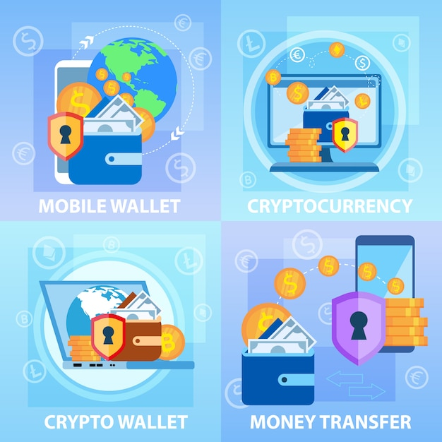 how to transfer cryptocurrency between wallets