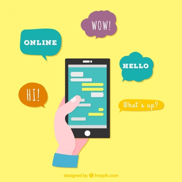 free online mobile chat