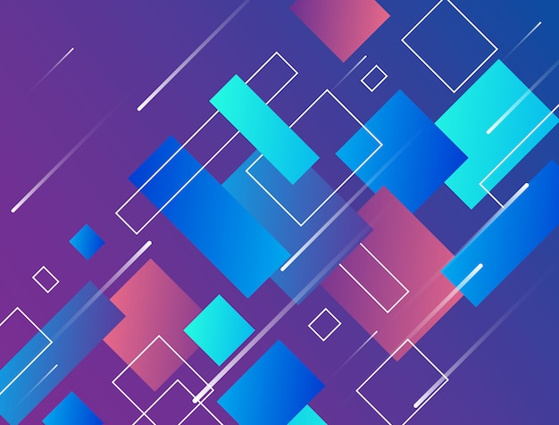 Modern abstract background design that looks high-tech Premium Vector