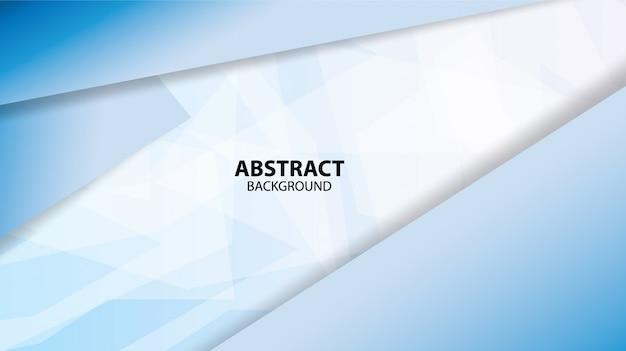 Modern abstract background template. modern shape. Premium Vector