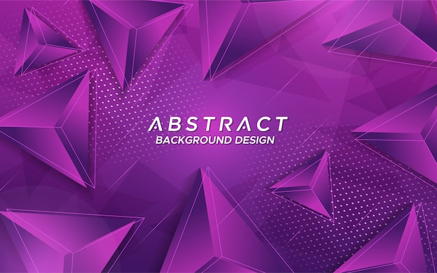 Modern abstract background with tech style overlap layer. Premium Vector