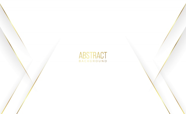 Modern abstract background Premium Vector