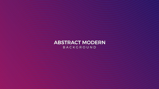 Modern abstract backgrounds Premium Vector