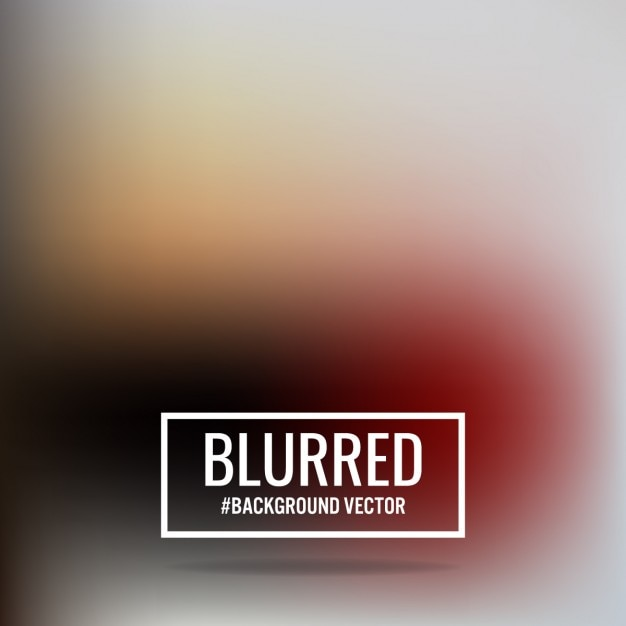 Modern abstract blurry background