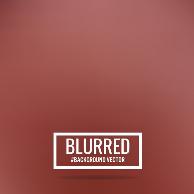 Modern abstract red blurred background