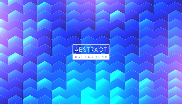 Modern abstract technology background with futuristic neon light and glowing surface Premium Vector