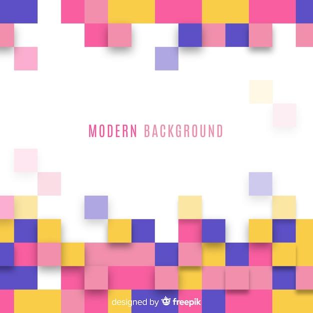 Modern background Free Vector