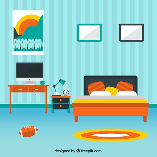 Oval Bedroom Furniture