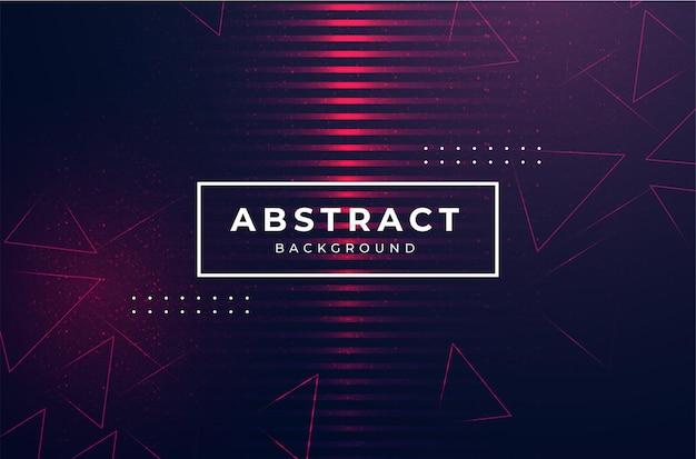 Современный бизнес фон с абстрактными формами Бесплатные векторы