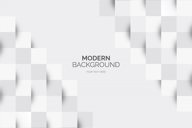 Modern business background Free Vector