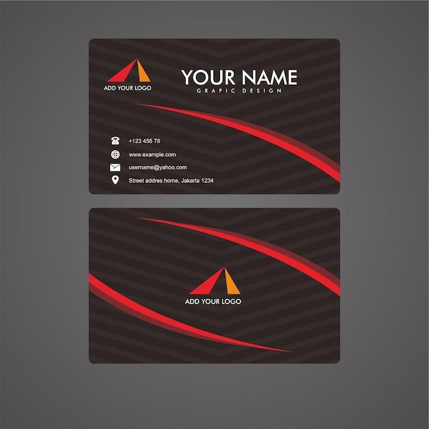Kartu Nama Images | Free Vectors, Photos & PSD