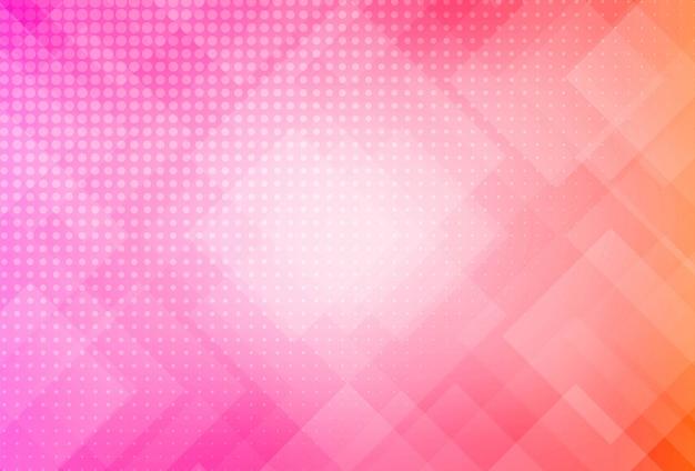 Современные красочные геометрические фигуры фон Бесплатные векторы