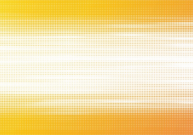 Modern colorful halftone white background Free Vector