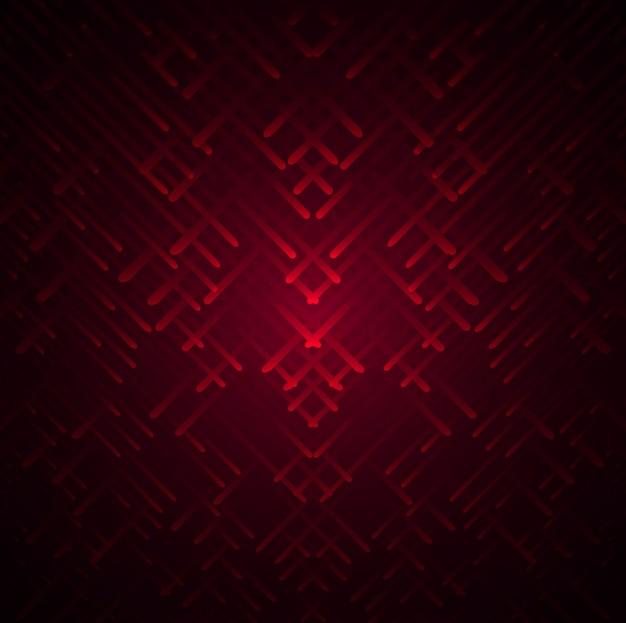 Free Vector Modern Dark Red Background
