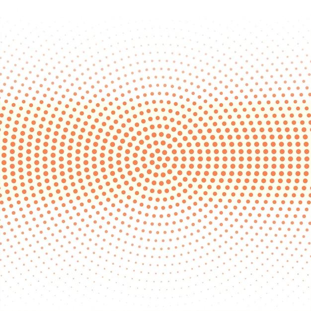 Modern dots background