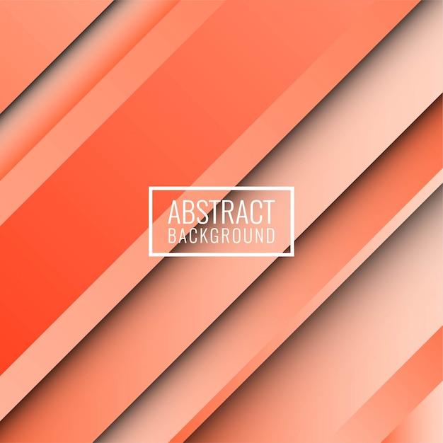 Modern elegant stripes background Free Vector
