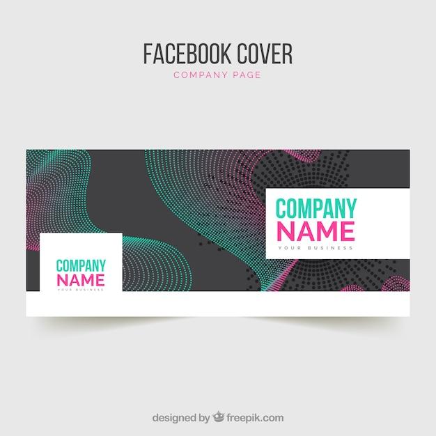 Modern facebook cover