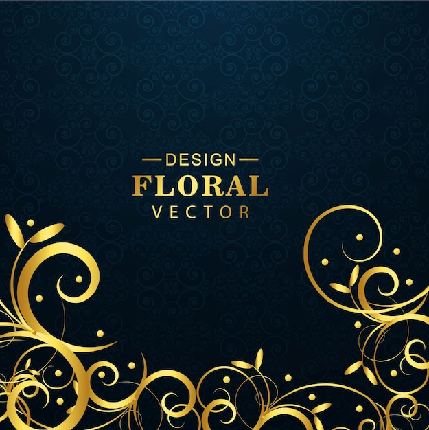 Modern Floral Luxury Background_1188111 on Flower Template To Color