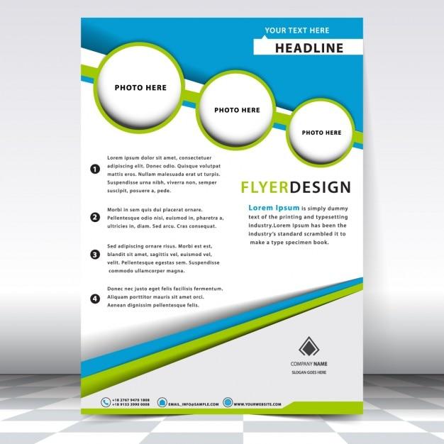modern flyer template_1073 219