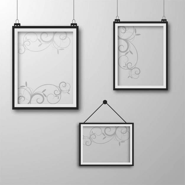 modern picture frames. Modern Frames Free Vector Modern Picture D