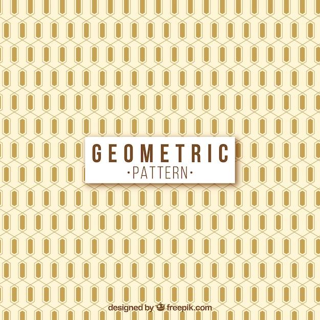 Modern geometric pattern background
