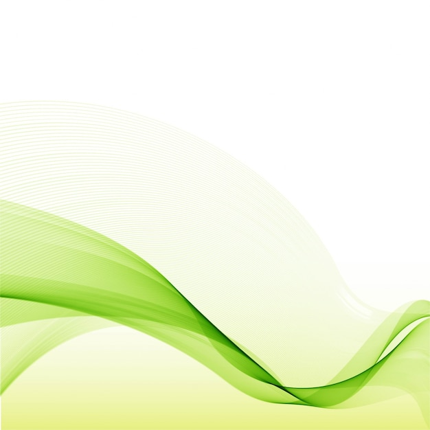 wavy green background vector - photo #15