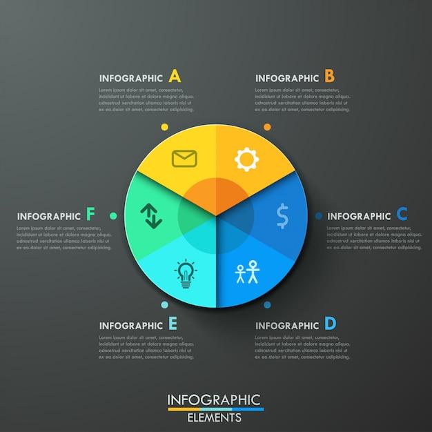infographics látás