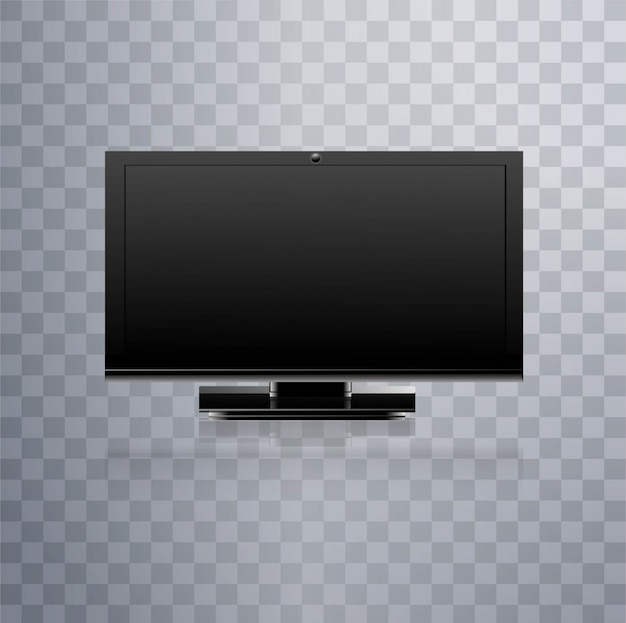 Modern lcd television 1035 9177