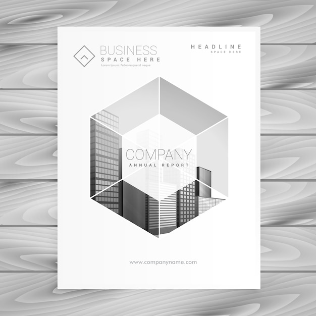 Modern Magazine Cover Page Vector Free Download