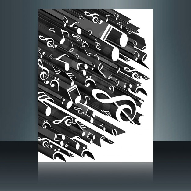 Modern Music Flyer Vector | Free Download