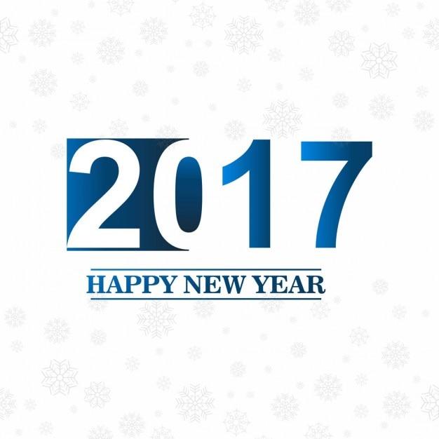 Modern new year background
