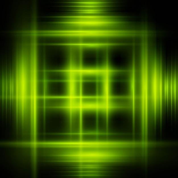 Modern shiny green background