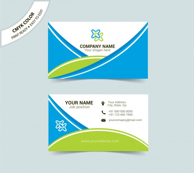 Modern simple business card design vector premium download modern simple business card design premium vector colourmoves