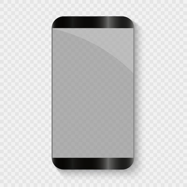 Modern smart phone Premium Vector