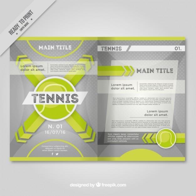 Modern tennis magazine
