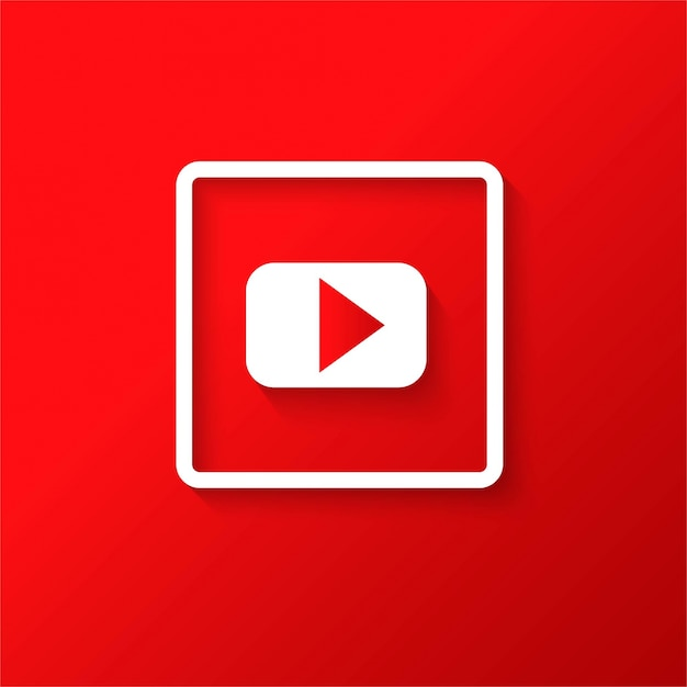Youtube Icon Template. youtube avatar for ziigzaaf by ...