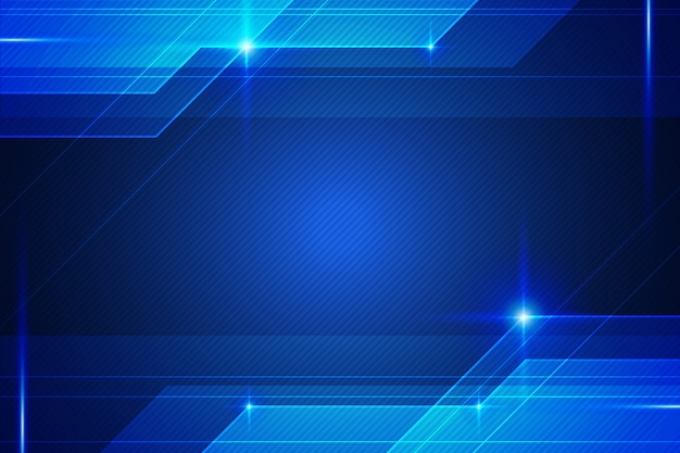 Modernistic tech background Free Vector