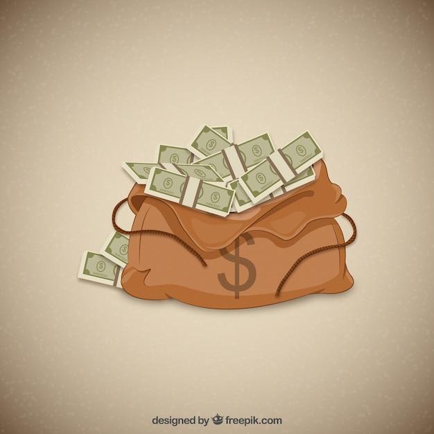 Real Money Sack
