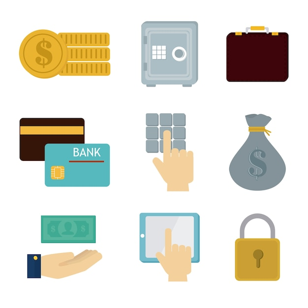 Money design Premium Vector