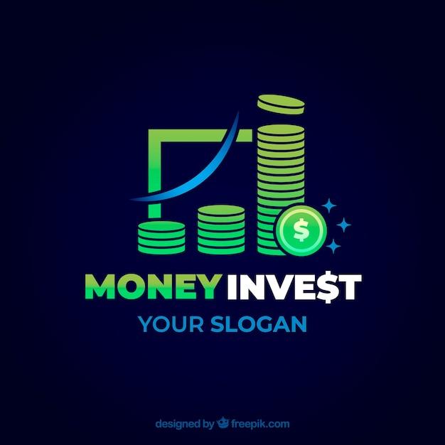 Money logo for company