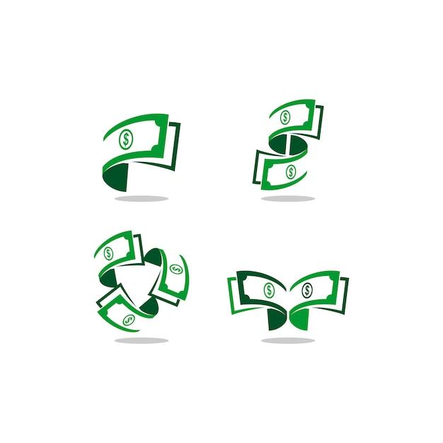 money logo vector premium download