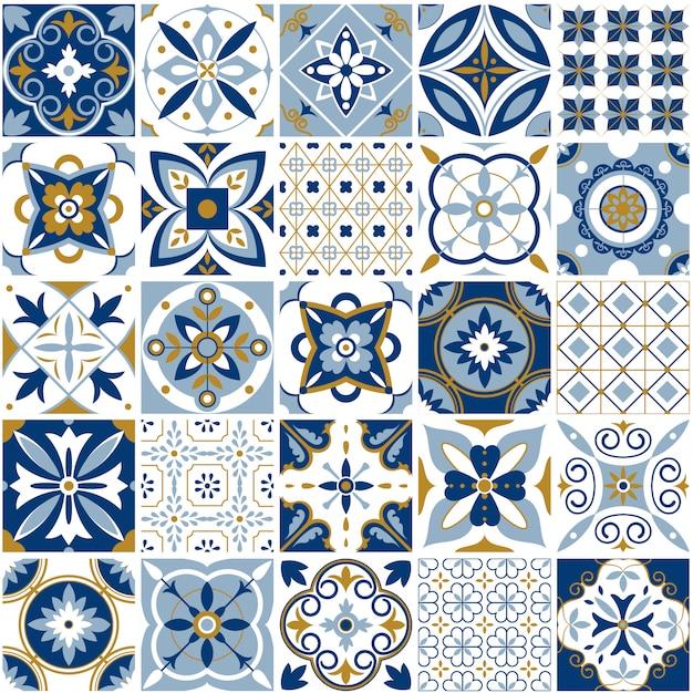 Moroccan pattern Premium Vector