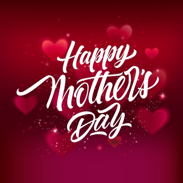 Mother\'s day background design