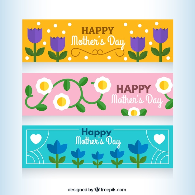 Mother\'s day banner