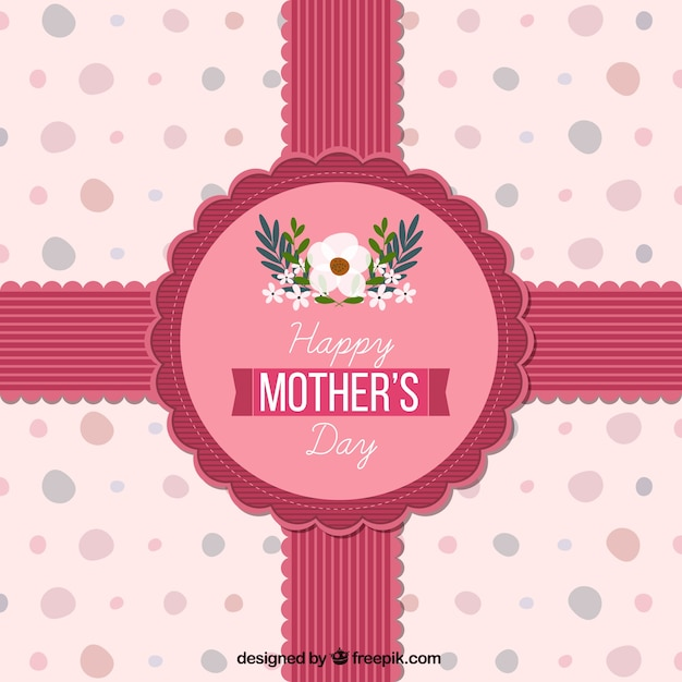 Mother\'s day gift background