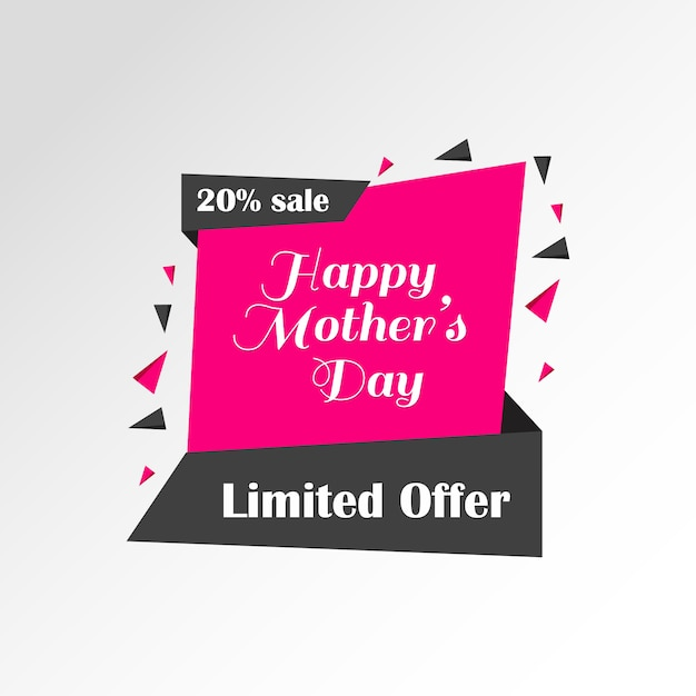 Mother\'s day sale background