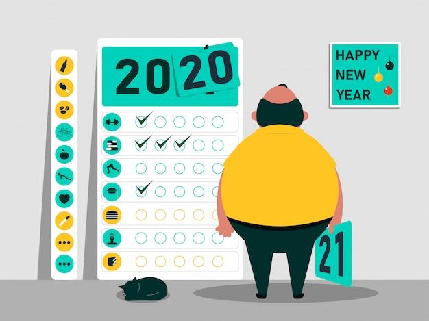 premium vector motivational calendar for 2020 2021 new year https www freepik com profile preagreement getstarted 4927750