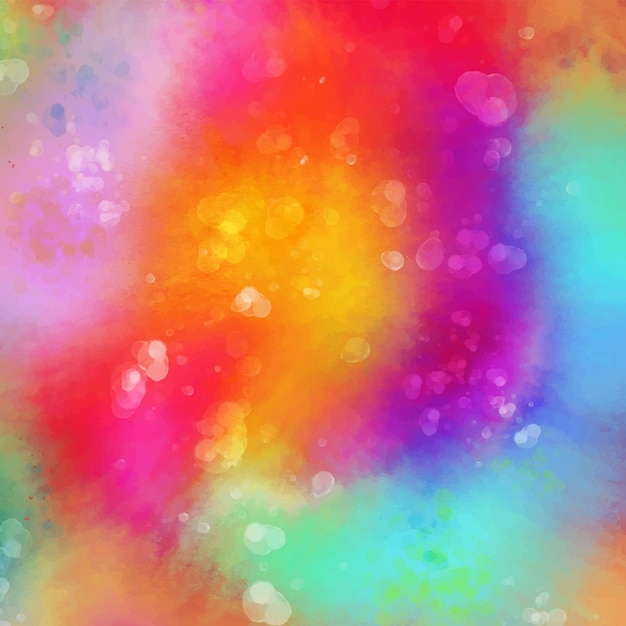 Multicolor abstract background Free Vector