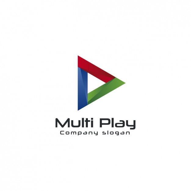 Multimedia Company Logo Template