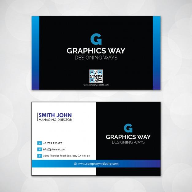 Multipurpose business card template vector premium download multipurpose business card template premium vector colourmoves